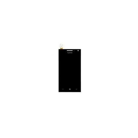 Lcd Huawei W1 pantalla lcd tactil huawei w1 negro repuestos