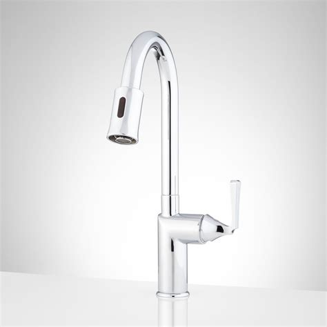 sensate touchless kitchen faucet kohler touchless faucet sensate