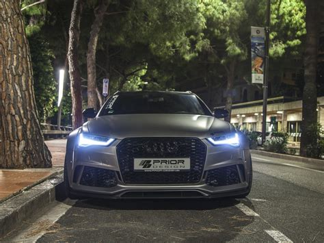 Audi Tuning by Tuning F 252 R Audi A6 C7 Avant Rs6 Md Exclusive Cardesign