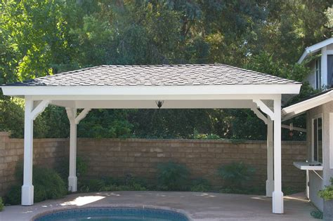 free standing covered patio free standing patio cover modern patio outdoor