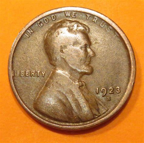 penny s 1923 s copper penny best ebay