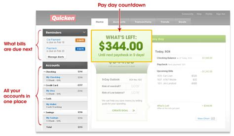 quicken tutorial online now use quicken online to easily and automatically track