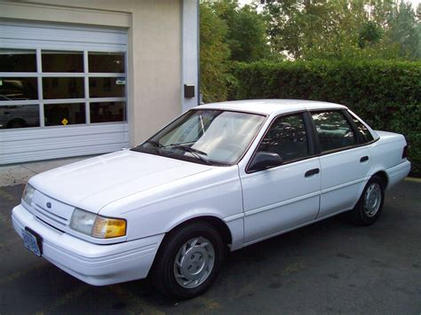 1993 ford tempo car manual
