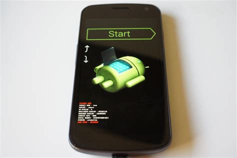 bootloader android bootloader android jelly bean 4 1 1 on galaxy nexus