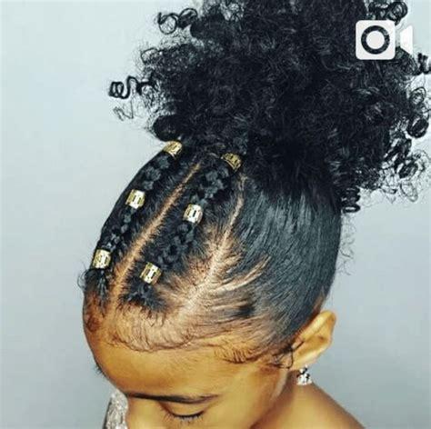 black hairstyles real hair best 25 black kids hairstyles ideas on pinterest