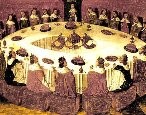 cavalieri tavola rotonda re 249 e la tavola rotonda mito medioevale