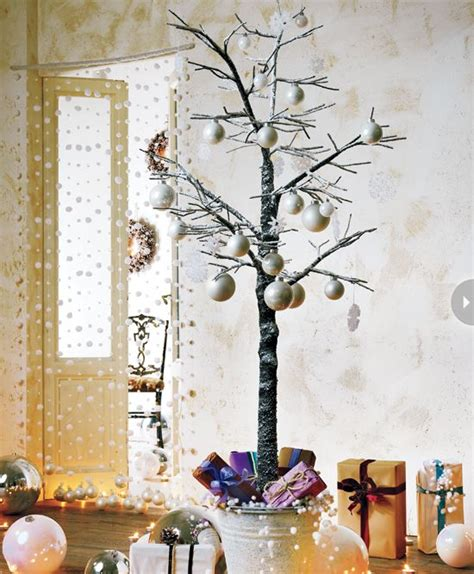 twig tree home decorating 105 best twig trees lights images on pinterest