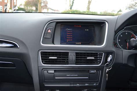 Audi Cd Player by Audi Q5 Cd Changer