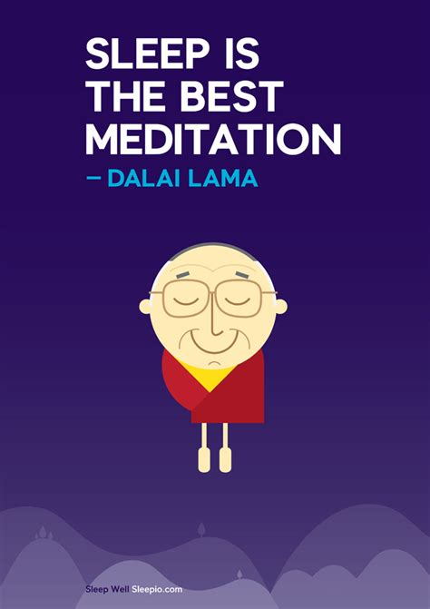sleep is sleep is the best meditation