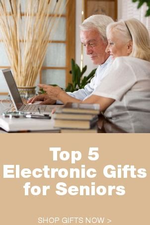 best gifts for seniors top 5 electronic gifts for seniors overstock