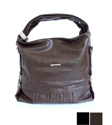 Tas Wanita Fashionable Brown Duffelbag tas fashionable murah tas import murah simply