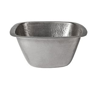 pewter bathroom sinks hammered pewter oval undermount sink barclay products