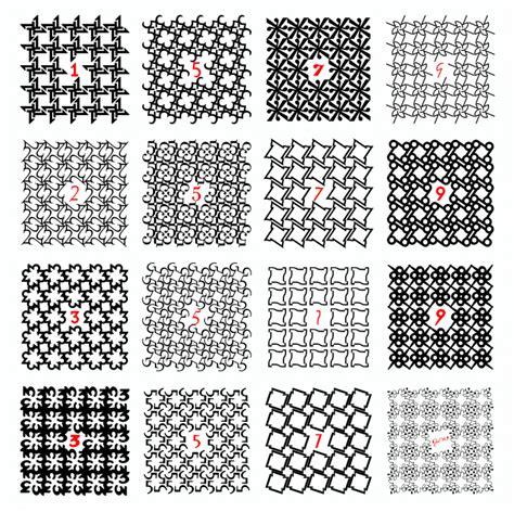 font text pattern hypnopaedia by zuzana licko 7 multiplicity