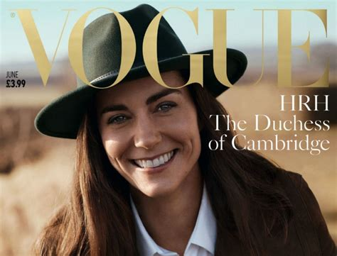 duchess kate the duchess of cambridge graces the cover of duchess kate graces cover of british vogue s 100th edition