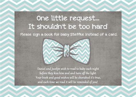 baby shower book instead of card free template 78 best images about book instead of card on