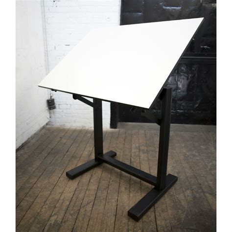 Alvin Ensign Drafting Table Alvin 31 Quot X 42 Quot Ensign Drafting Table Base Color White Or Black En42