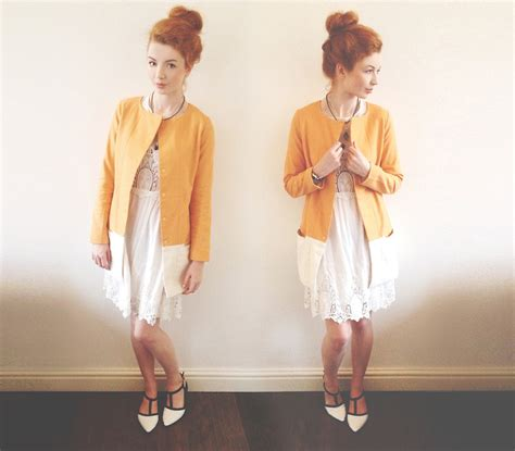 Hana Twotone louise two tone coat missguided crochet lace