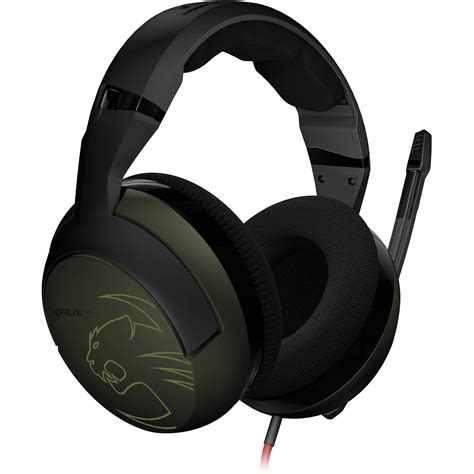 Headset Roc roccat kave xtd wired headset camo charge roc 14 611 b h photo