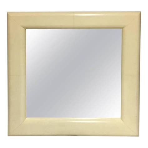 an impressive circular mirror by ralph lauren at 1stdibs impressive ralph lauren faux parchment hollywood mirror