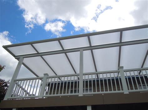 Outdoor Deck Awnings Acrylite Patio Covers Vancouver Wa Carport Glass Cover