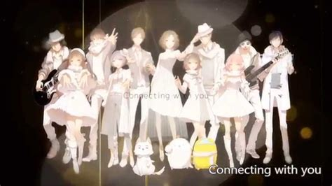 a song for you 中文字幕 connecting a song for you ニコニコ大合作
