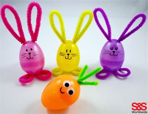 easter crafts ideas for top 10 diy easter crafts for plastic eggs easter
