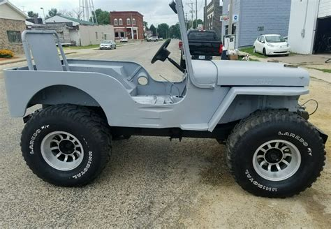 jeep willys for sale 1947 willys cj2a for sale