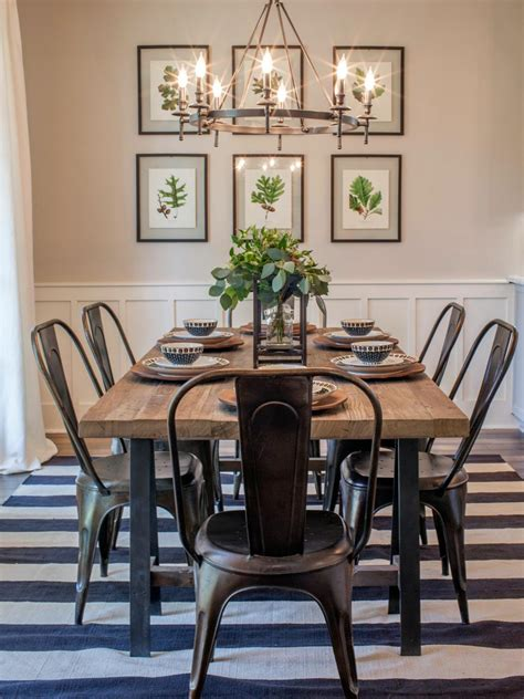 dining room art savvy southern style my favorite fixer upper so far