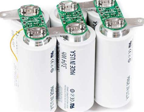 ultra capacitor in series supercapacitor balancing kit