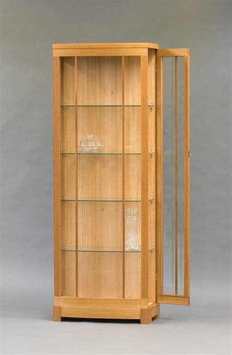 oppulence tall display cabinetry