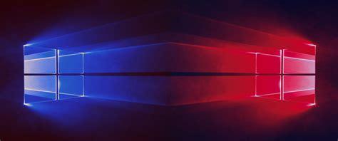 wallpaper windows 10 red windows 10 2 windows blue red 3440x1440 wallpaper