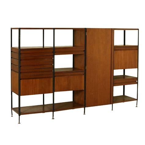 mobili anni 60 mobile anni 60 librerie modernariato dimanoinmano it