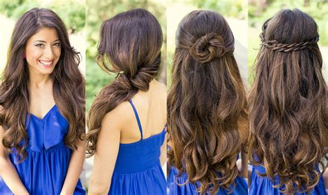 Hairstyles For Teenage Party | teen hairstyles in trend