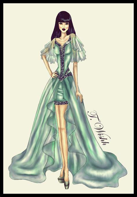 fashion design of dresses fashion design dress 3 by twishh on deviantart