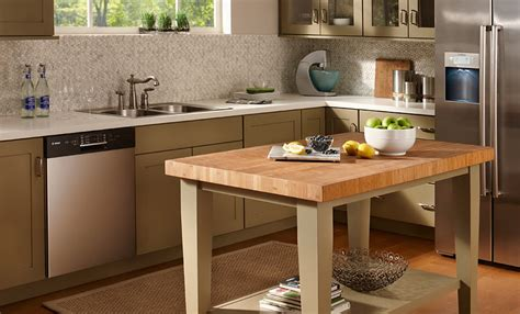 butcher block islands for your kitchen