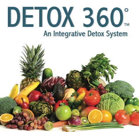 Detox 360 Program by Detox 360 186 The Nourishing Place