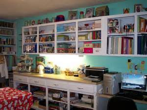 through crafts craft room
