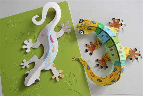 Papercraft For Children - paper crafts for viral rang