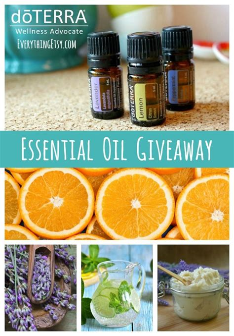 Essential Oil Giveaway - doterra essential oil giveaway the best oil ever