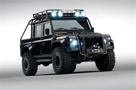 land rover truck james bond jaguar land rover bond cars get a global reveal