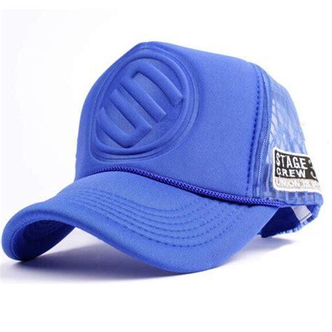 mesh cap outdoor trucker sport snapback