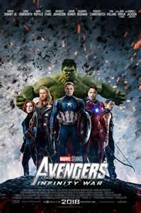 Infinity War 1 Infinity War Poster 2 By Bakikayaa On Deviantart