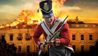 white house burned down war of 1812 the night britain burned down the white house and stole the president s