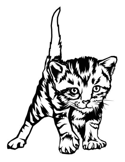 cute kitten coloring pages part 2 cute kitten coloring pages part 2