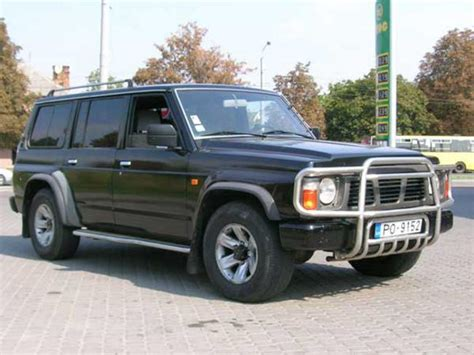 nissan patrol 1995 nissan patrol 1995 reviews prices ratings with various