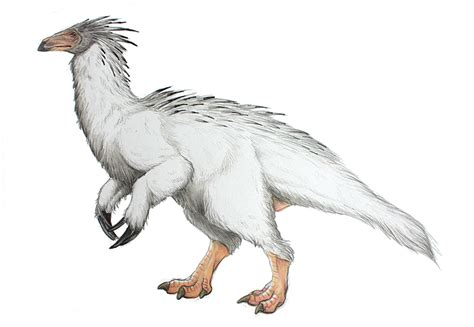 How To Draw Therizinosaurus