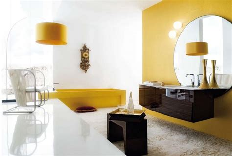 yellow bathroom yellow room interior inspiration 55 rooms for your