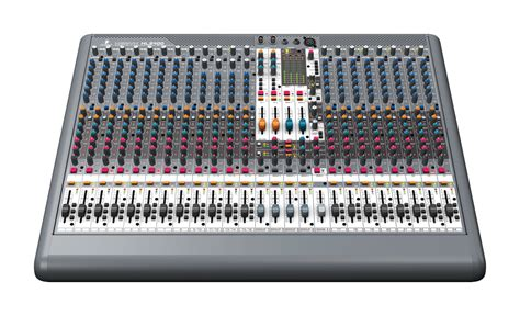 Mixer Behringer 24 Ch behringer xenyx xl2400 24 channel mixer zzounds