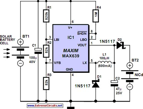 solar panel battery charger circuit diagram charging 12v dc solar wiring diagram get free image