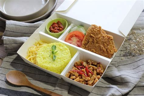 desain gerobak nasi uduk cerita nasi kuning ragam sajian hingga resep kulinapedia